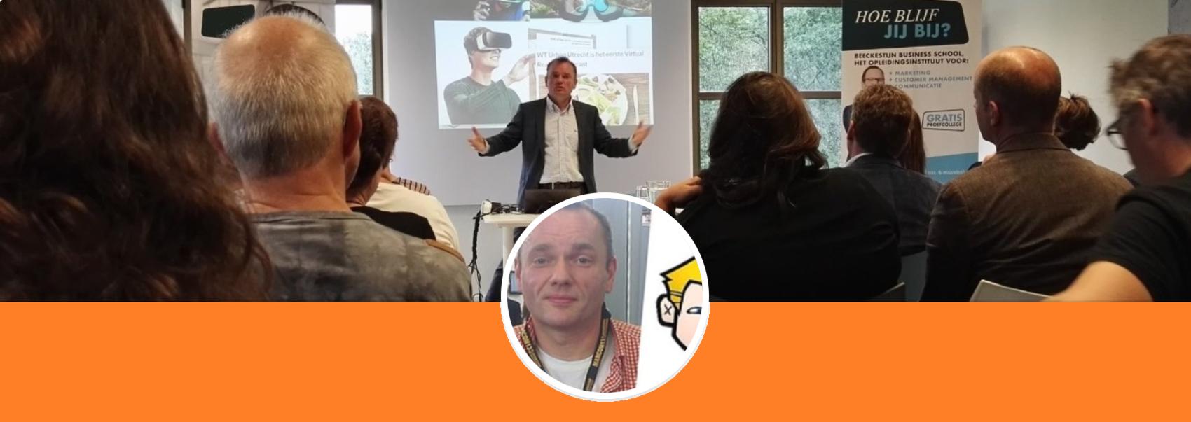Patrick Petersen spreker ondernemer coach docent