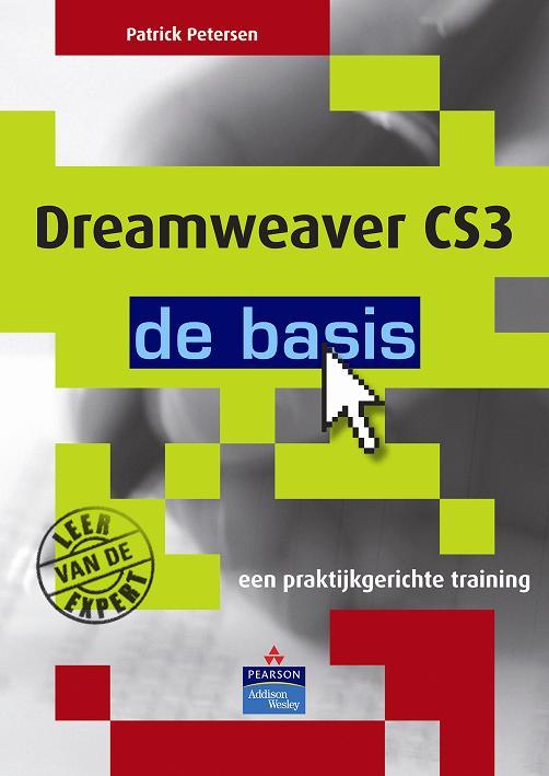 Dreamweaver CS3 boek Pearson