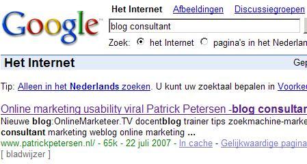 blog patrick petersen