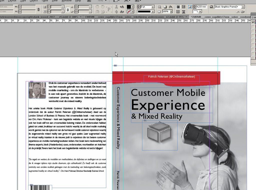 Oplevering Nieuw Boek Over Mobile Customer Experience
