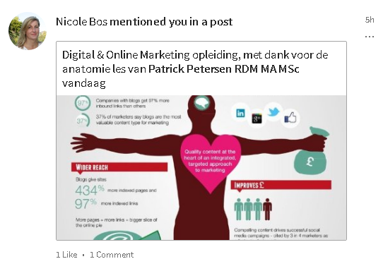 opleiding online marketing social media